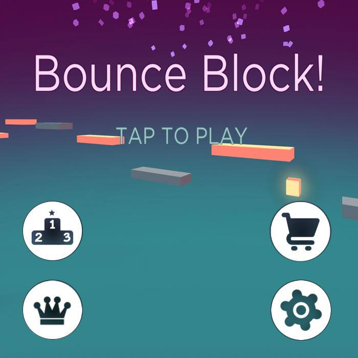 Bounce Block!