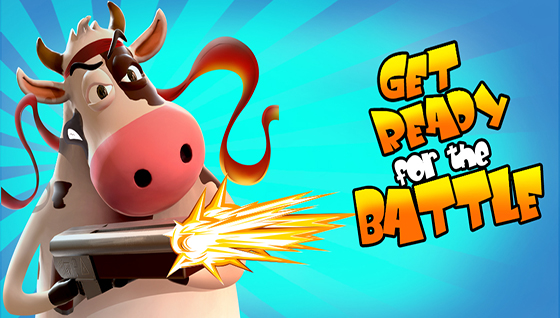 battle cow