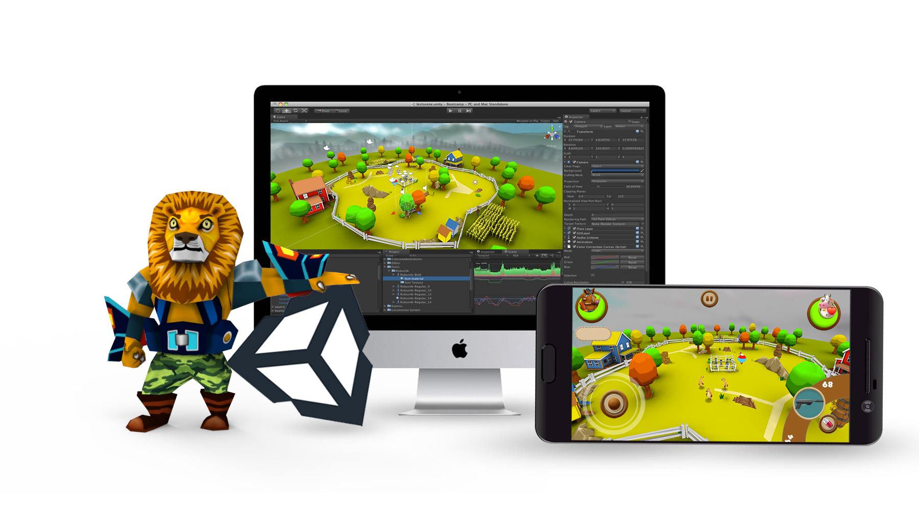 Hire Unity 3D game Developers (Top Rated-2018) | Ommzi Solutions