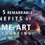 Top 5 Remarkable Benefits of Game Art Outsourcing