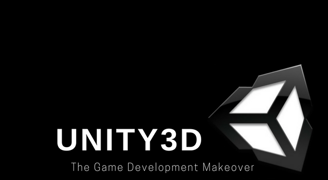 Unity3D - The game development makeover -