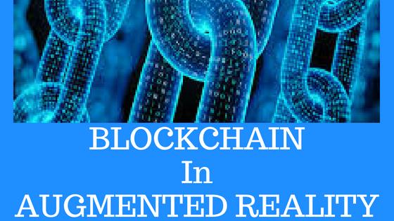 Blockchain In AR