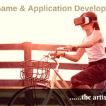 Virtual Reality Game and Application Development – the artistic crafting